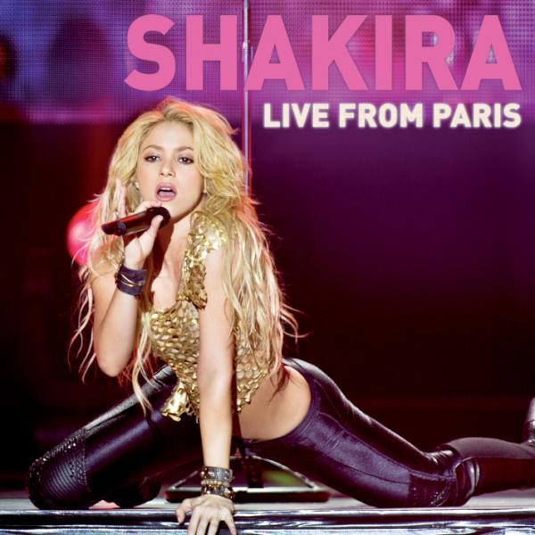 shakira-ს პირადი ფოტოები თვითერიდან