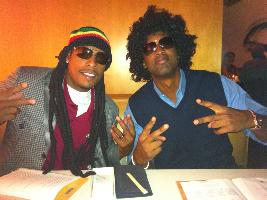 paul pierce on twitter crockett and tubbs starsky and hutch aint got nothing on us meet armon willie at ur service httptcowfcn8bxx - Paul Pierce Halloween