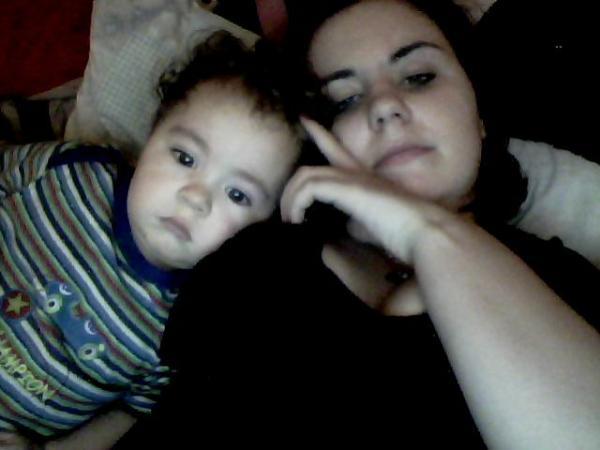 Me and my baby boy are sick.  I need comfort food. I could really go for some chicken soup but it's three am.  :( http://t.co/wBBdiuwB