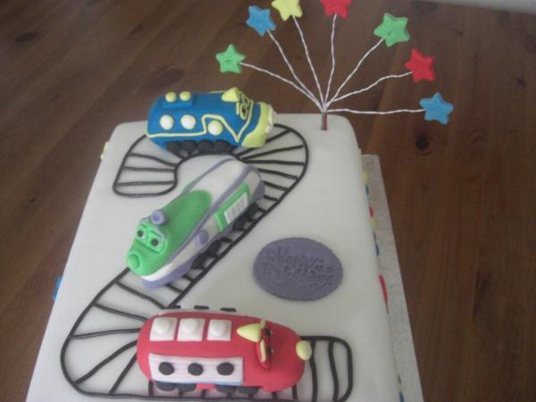 Excellent Bobbie Bishop On Twitter Another View Of The Chuggington Funny Birthday Cards Online Overcheapnameinfo