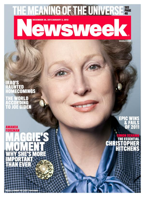 Meryl Streep is killing it w/ the mag covers this month. First Vogue, now Newsweek. pic.twitter.com/FEViWVbu #notcomplaining #moremerylplease