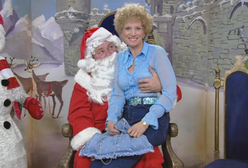 Image result for kath and kim christmas special