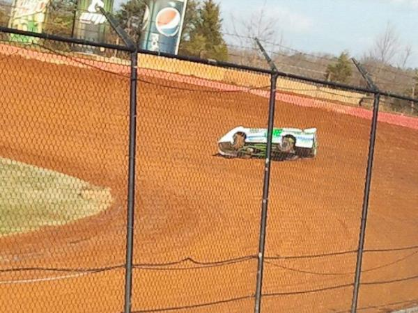 """411 Motor Speedway on Twitter: """"Josh Zelenka snapped this shot of Mark Sturgill, No. 4, taking a ride in 1 and 2 in hotlaps! http://t.co/csFp9fR8"""""""