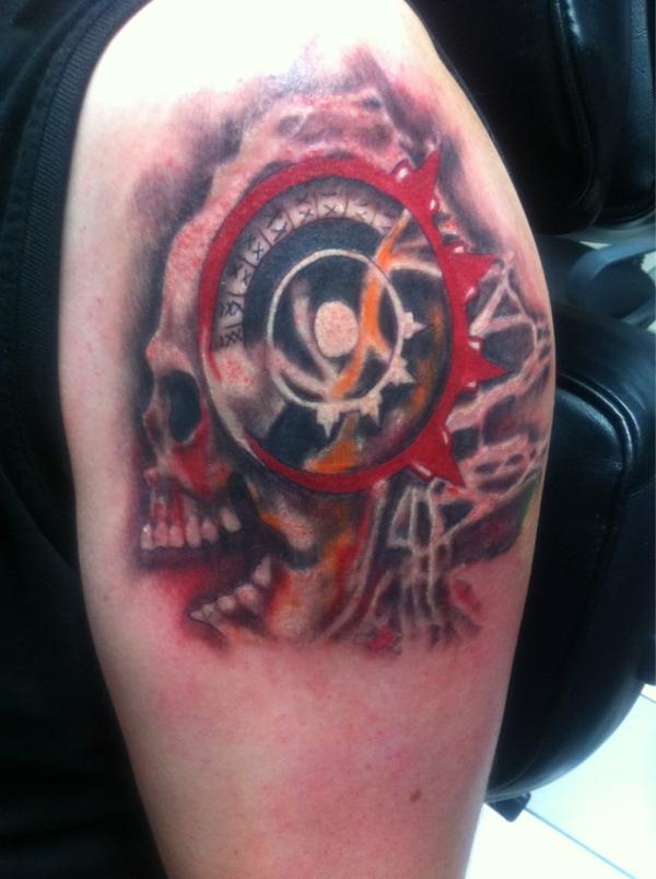 "Angela Gossow on Twitter: ""Awesome new Arch Enemy tattoo ..."