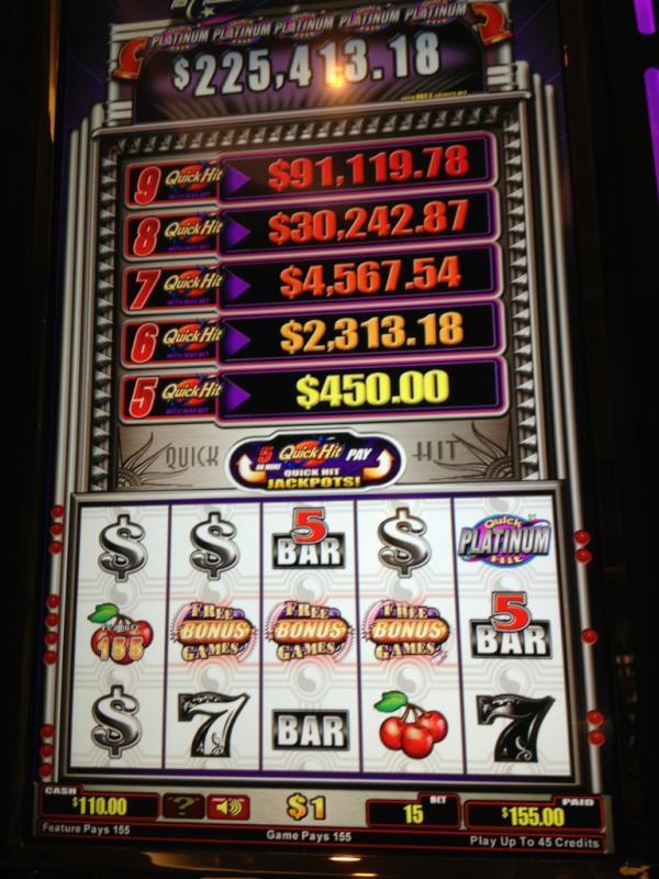free quick hit slot games