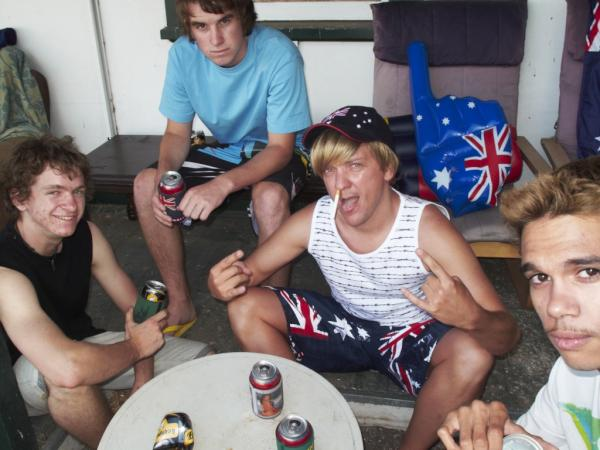 Happy Australia Day from Dunt! http://t.co/e5jq5o3g
