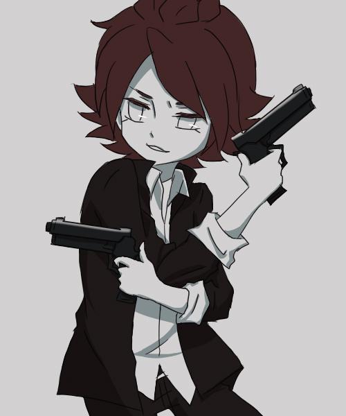 Top 100 2丁拳銃 イラスト Kenzunomi