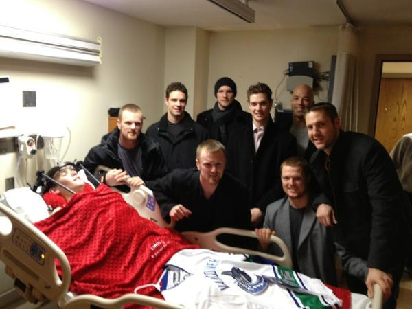 Vancouver Canucks visiting jack! http://pic.twitter.com/yC8d9vXu
