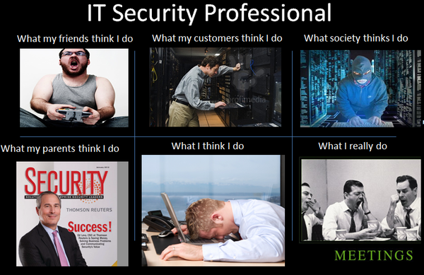 security profs