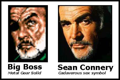 Resultado de imagen para big boss sean connery