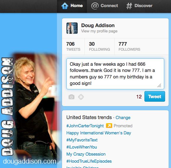 Doug Addison on Twitter: