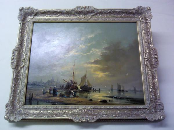 Brampton Framing On Twitter Original Oil Painting By Gudrun