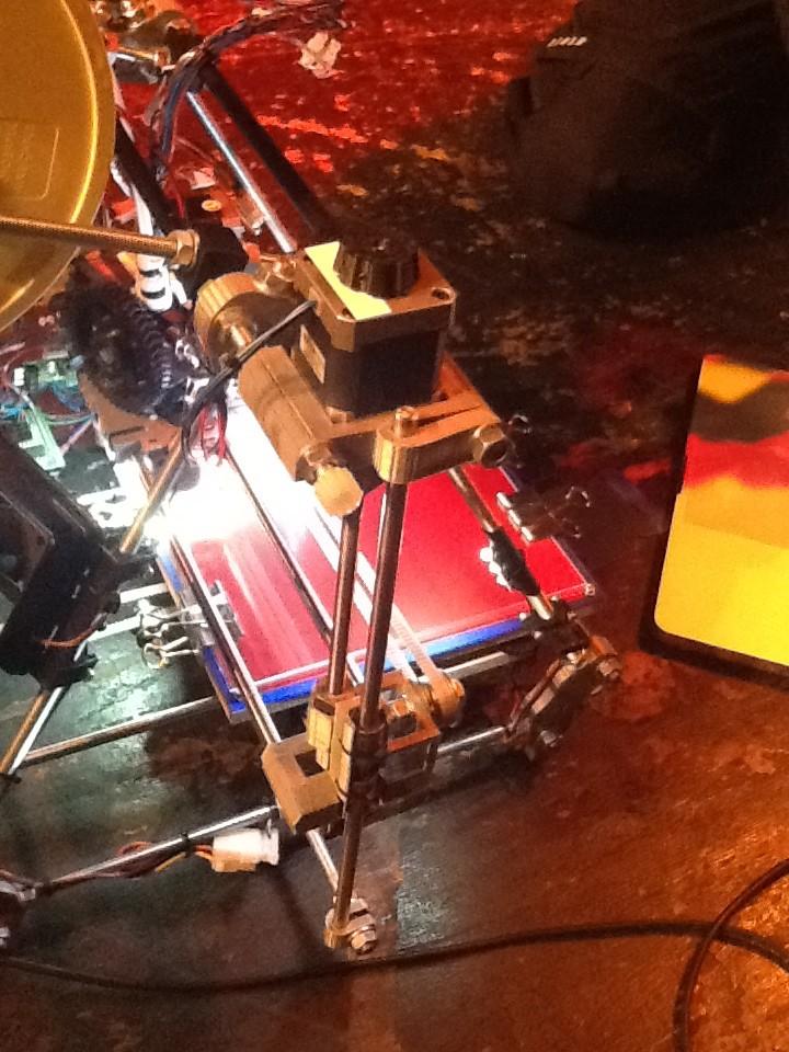 3D-Drucker Reprap