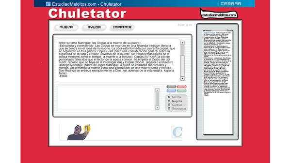 chuletator v3 0