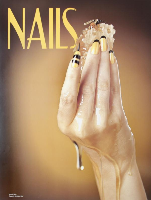 You Blocked Nailsalonposter