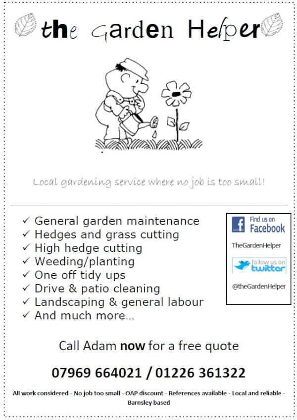 The Garden Helper (@theGardenHelper) | Twitter