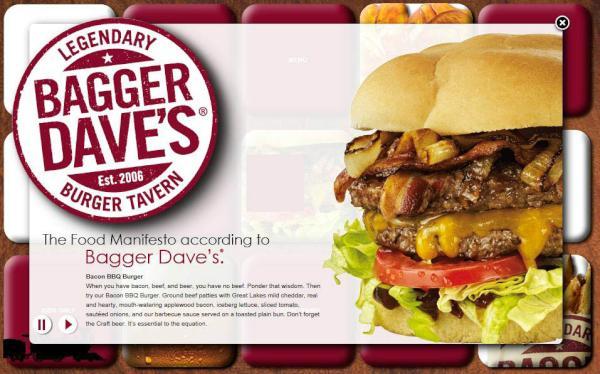 Bagger dave's coupons novi