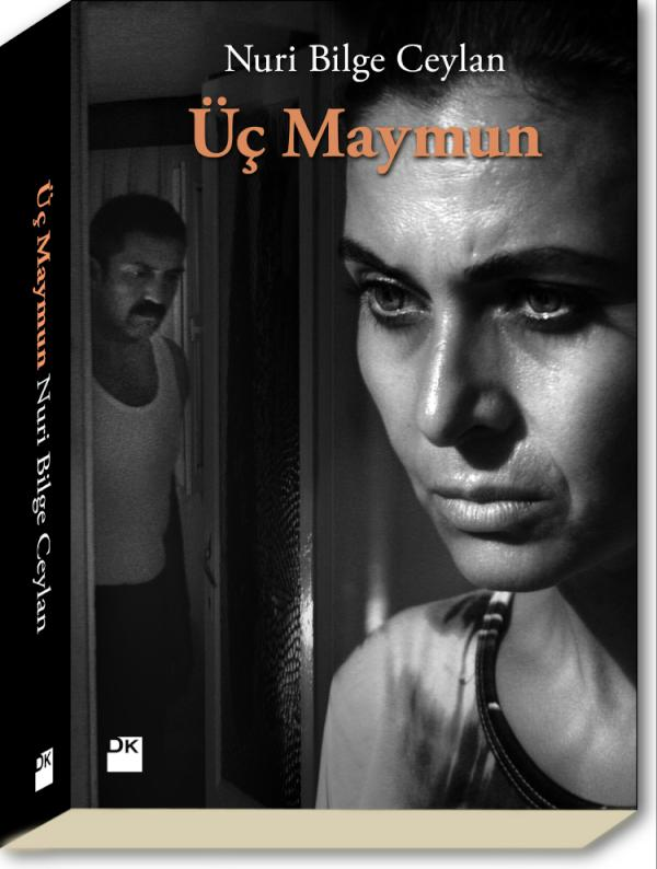"Nuri Bilge Ceylan ""ÜÇ MAYMUN"" kitabı çıktı... http://t.co/1XmL0l4A http://t.co/LnvCr0qk"