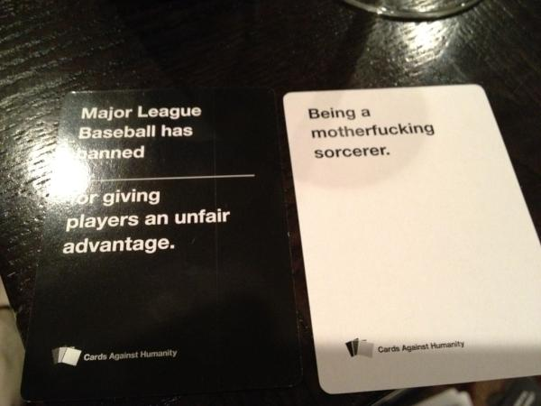 cards against humanity unblocked