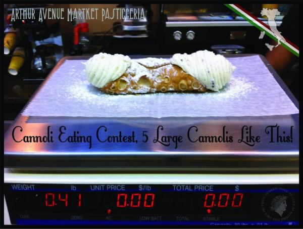 #cannolis @ArthurAvePastry tonight on #mamasboys on Tlc 10pm http://t.co/8MCMunDw