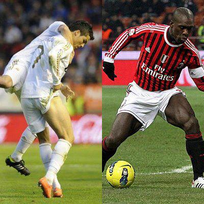 Seedorf Thighs Gallery