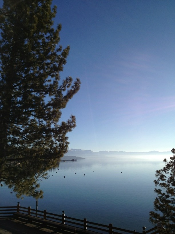 Twitter / dcstalder: Spectacular am in Lake Tahoe. ...