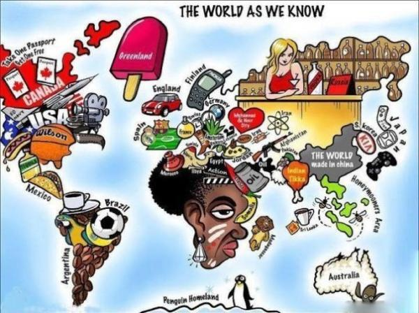 global positioning - the world as we know :) http://t.co/XZzxQu5F