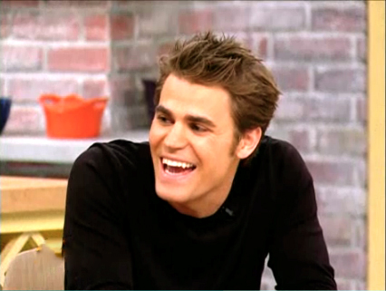 Paul Wesley Teeth | ww...