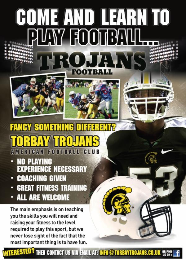football player recruiting flyer people davidjoel co