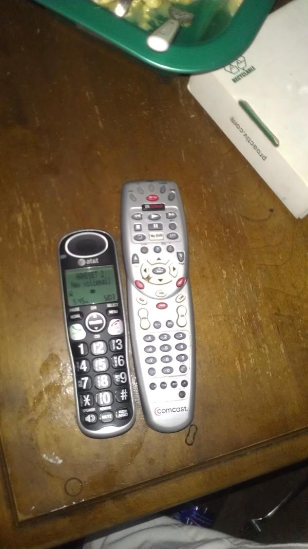 Betterthanever On Twitter Which Is A Better Penis Size Comcast Remote Or Phone Phone 4 Me Remote 4 Erin U Http T Co Knmhmug7