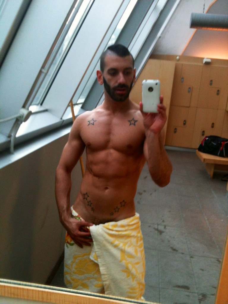 Italo XXX 🇮🇹 on Twitter: AFTER THE GYM.. ;) http://t.co
