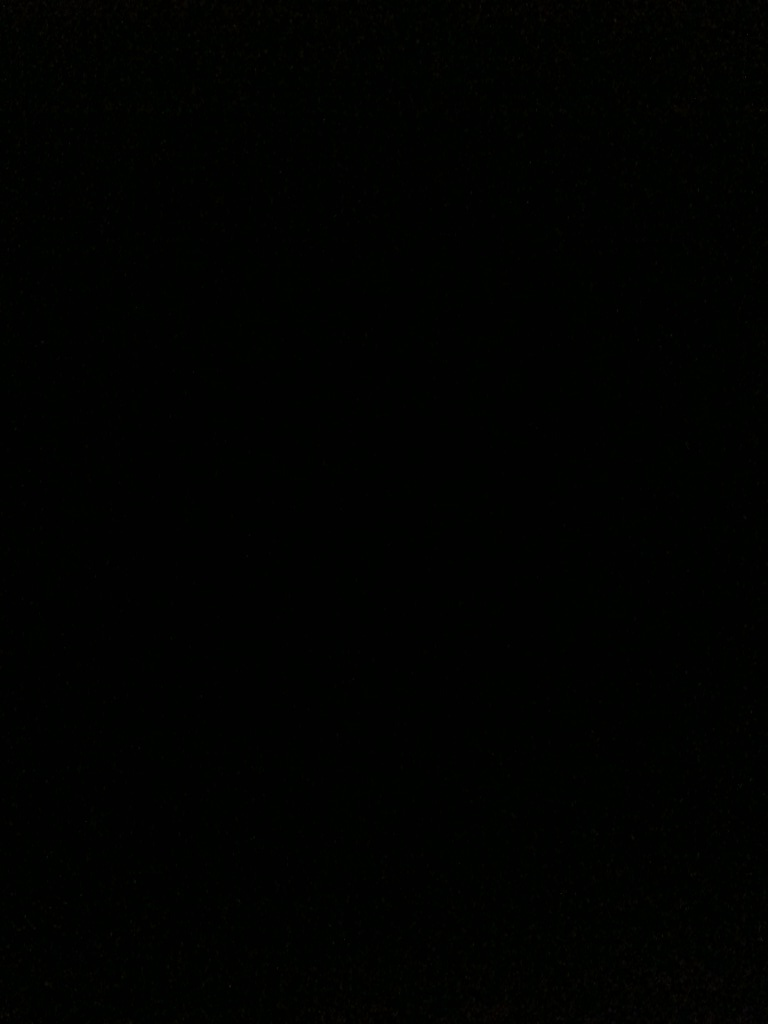 This is what the eclipse looked like from where I was looking... my bedroom ceiling. #beautifulright? http://t.co/pL2Uf8IR