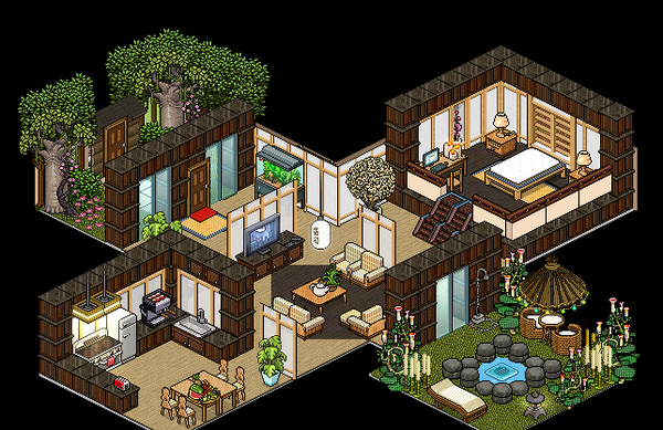 HD wallpapers maison interieur habbo android7mobile9.ml