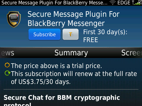 BLACKBERRY 6.2.0.44 TÉLÉCHARGER MESSENGER