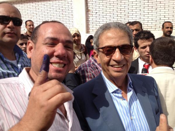 ابراهيم عزام انتخب عمرو موسى. انزل انتخب أنت كمان. -تحيا مصر. http://t.co/I7Sbtt24