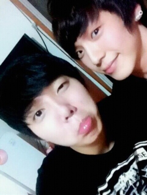 "daeupcouple on Twitter: ""[B.A.P] PRE-DEBUT HIMCHAN SELCA ..."