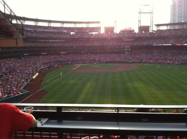 Beth Cleveland On Twitter Powerade Bridge At Busch Stadium Cardinals Http T Co Twi5tbuy