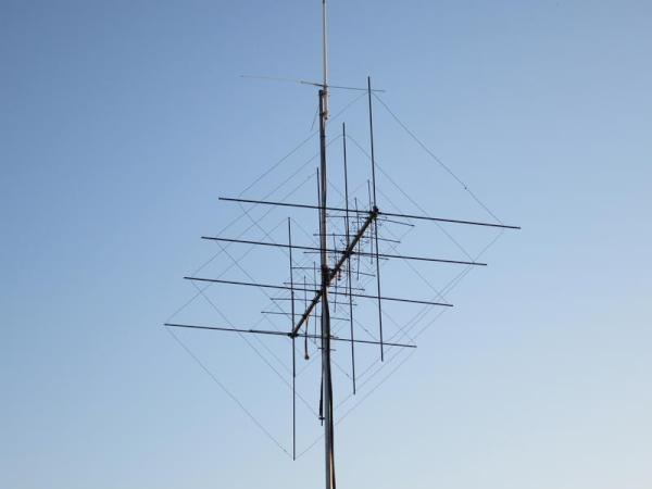 Cubex antennas