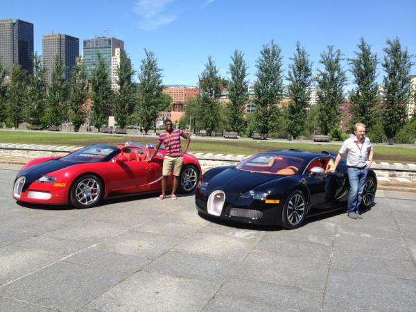 P K Subban On Twitter Quot Bugatti Boys Myself And Oliver