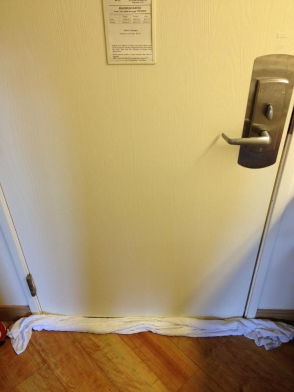 Bam Bam On Twitter Put A Wet Towel Up Under The Door Mystikal