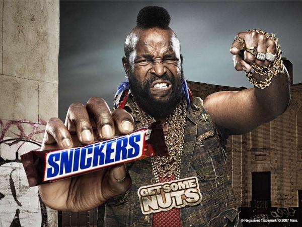 Wenns mal wieder länger dauert snickers