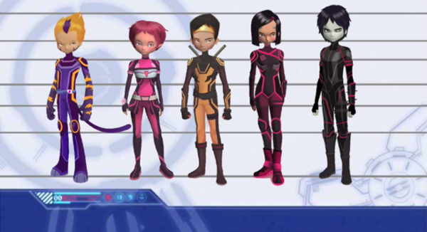 Code Lyoko Evolution At Clyokoevolution Twitter