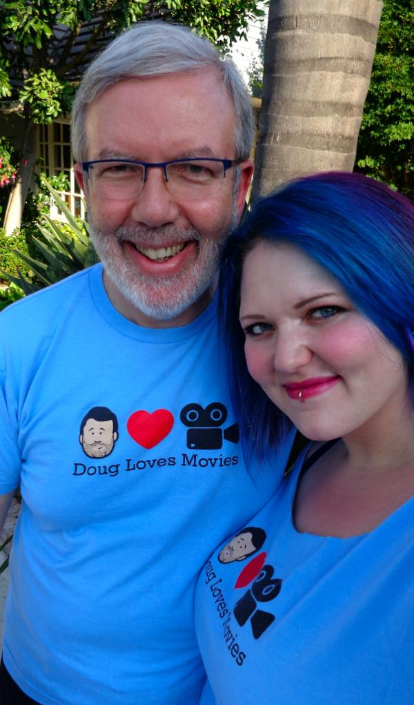 Leonard Maltin on Twitter My daughter and I proudly sporting our