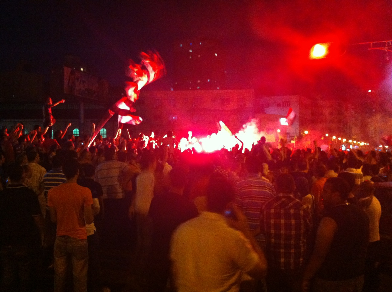 Twitter / JamalsNews: #Alexandria now outside ... on Twitter