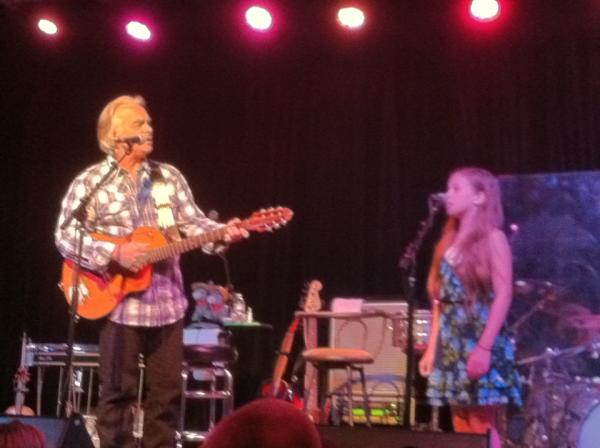 Clay Walker On Twitter Hal Ketchum And His Daughter Ruby Perform