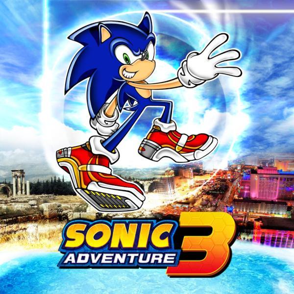 Sonic Adventure 3 on Twitter: