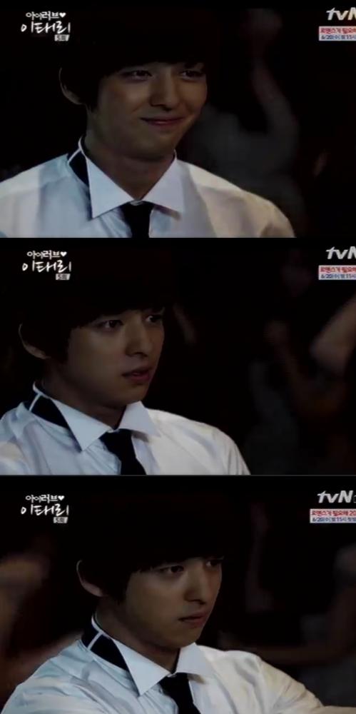 RT @sujuelfthailand: [CAP] 120611 I Love Lee Tae-Ri - Kibum http://t.co/VCcxIjPu