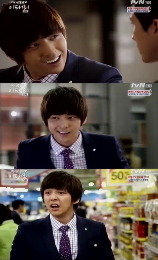RT @sujuelfthailand: [CAP] 120611 I Love Lee Tae-Ri - Kibum [2] http://t.co/uI5CzP5e