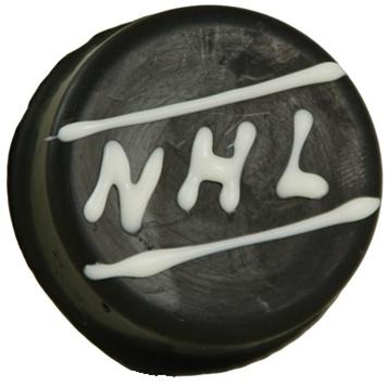 "PinkTigerSweetTreats on Twitter: ""NHL hockey puck ..."