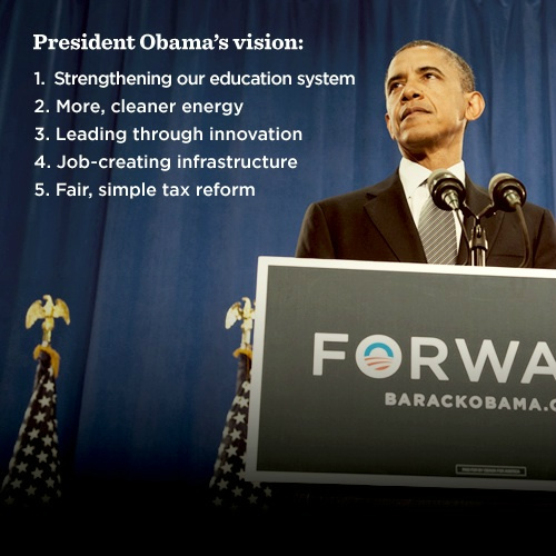 Obama outlines foreign policy vision of 'might and right'